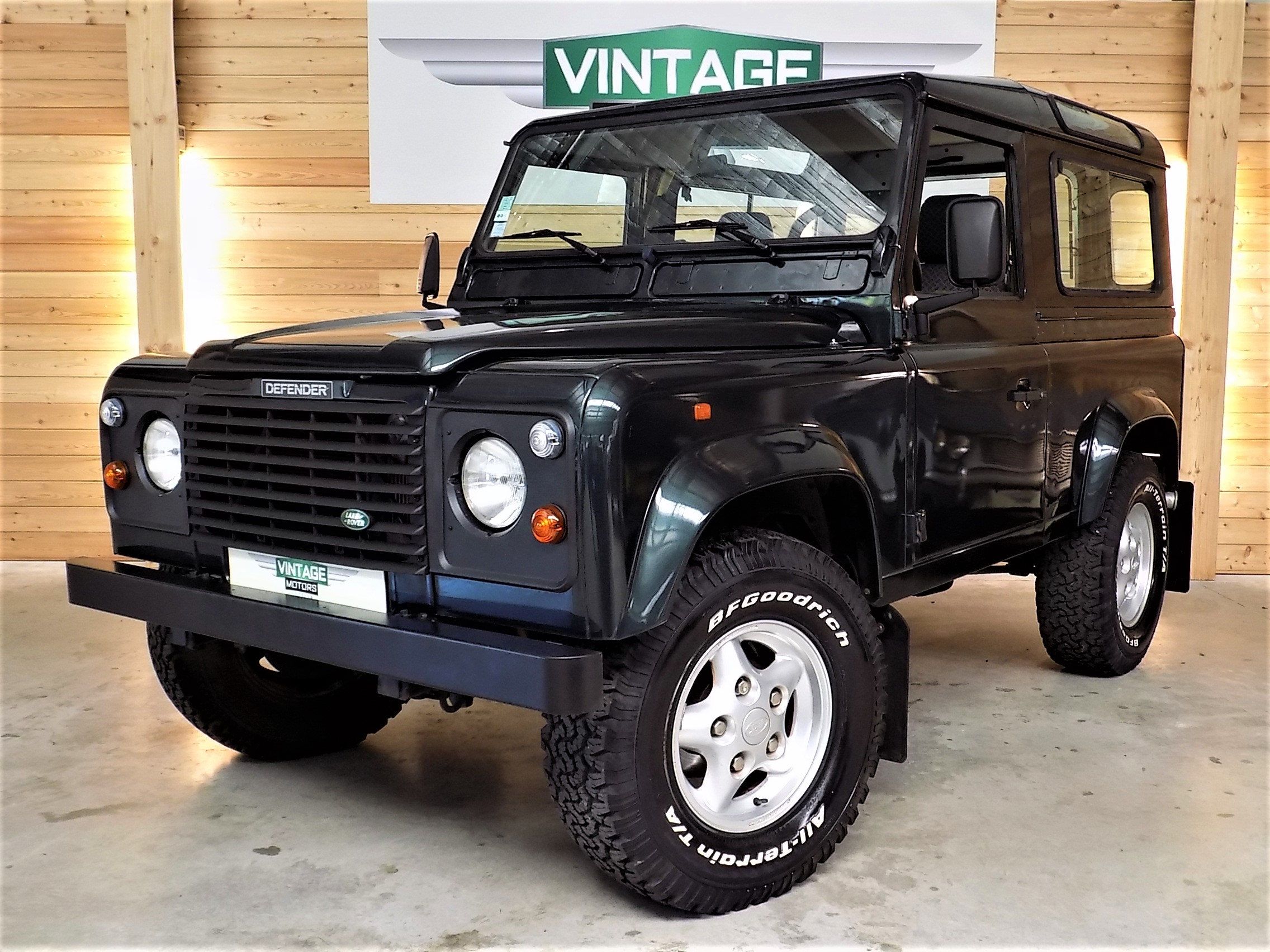 Land Rover Defender 90 300 Tdi - 1997