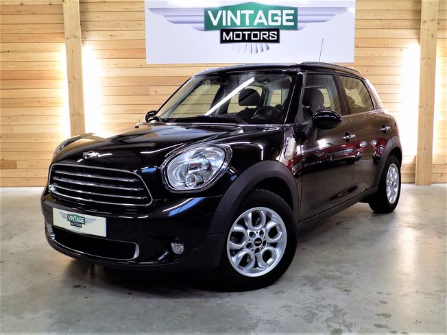 Mini Cooper Countryman 2010