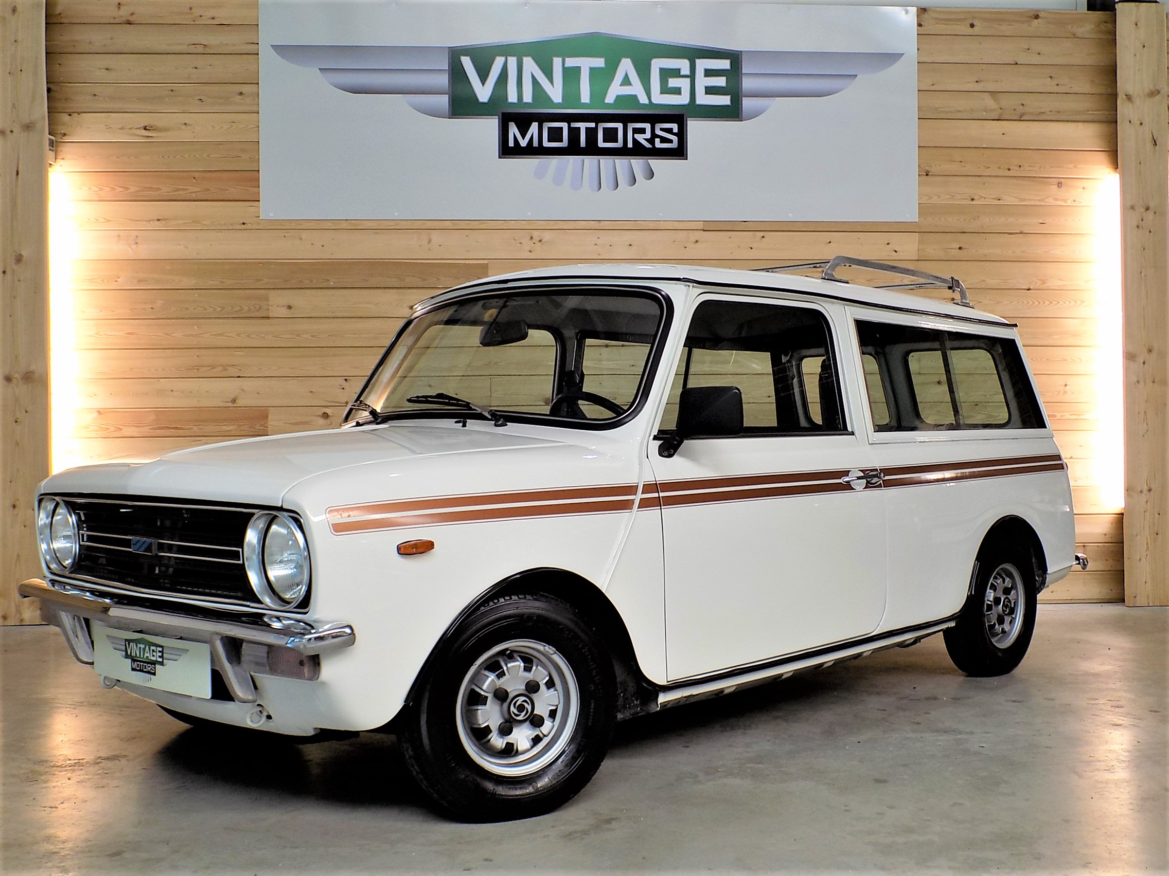 AUSTIN Mini Clubman Estate - 1981